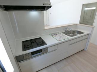 【キッチン】つくば市大砂第4 新築戸建
