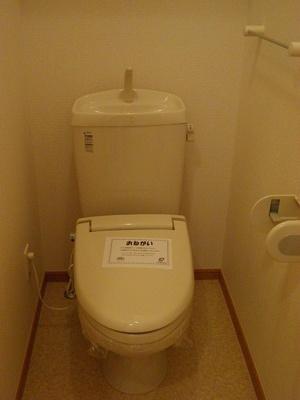 【トイレ】グリュネ・城山