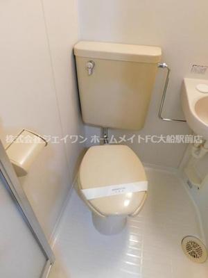 【トイレ】シャ・ノアール