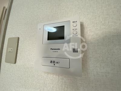IMAGE BUILDING北梅田 TV付モニターフォン