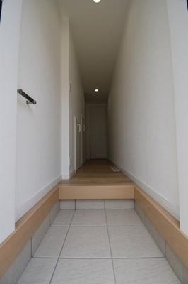 【玄関】エルムブルックハウス