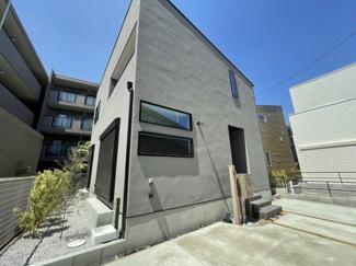 デザイン性に優れた注文住宅仕様の戸建