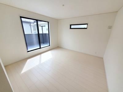 【洋室】土浦市神立東1丁目 新築戸建 全3棟