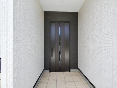 【玄関】土浦市神立東1丁目 新築戸建 全3棟