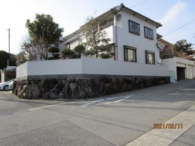 【外観】神戸市垂水区神陵台8丁目 戸建住宅