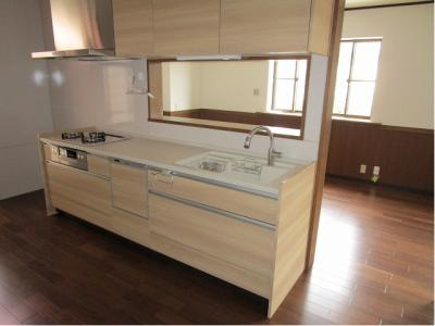 【キッチン】神戸市垂水区神陵台8丁目 戸建住宅