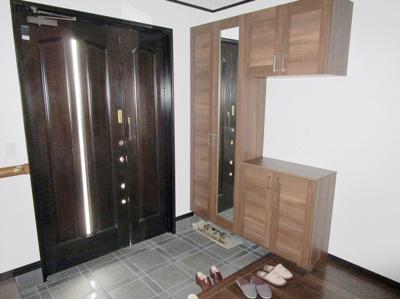 【玄関】神戸市垂水区神陵台8丁目 戸建住宅