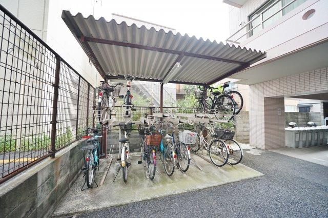駐輪場の最新の空き状況等は、お問い合わせ下さい。