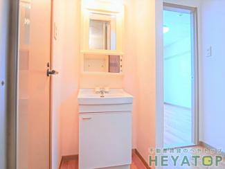 洗面化粧台(同仕様写真)