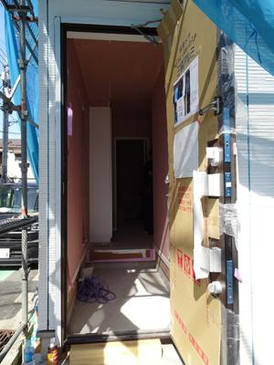 グレード感のある、玄関♪収納も充実で横浜の新生活を満喫してください。