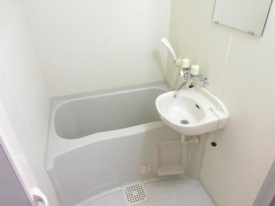 【浴室】セントポーリア丸太町