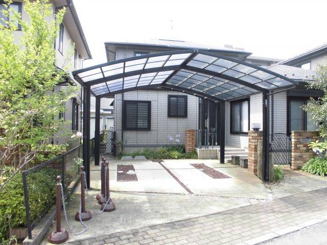 【駐車場】姫子2丁目中古一戸建