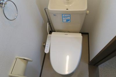 【トイレ】ハーモニー国府