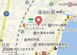 【地図】Villa Clair
