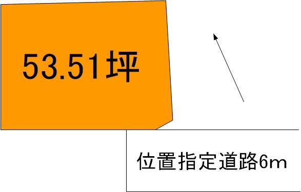 【土地図】新原1丁目土地