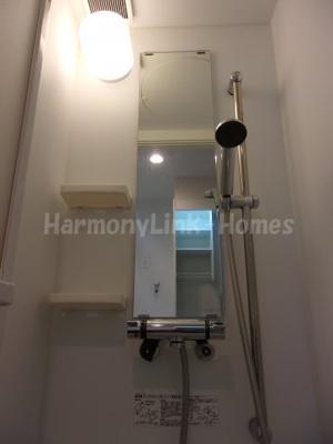 Lisoraのシャワールーム