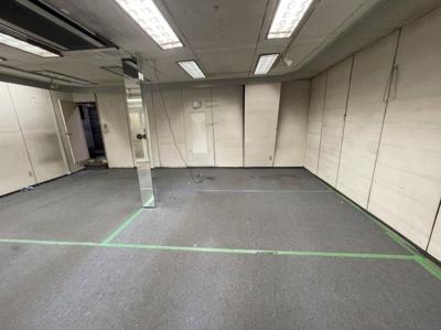 【内装】諏訪栄町店舗事務所I