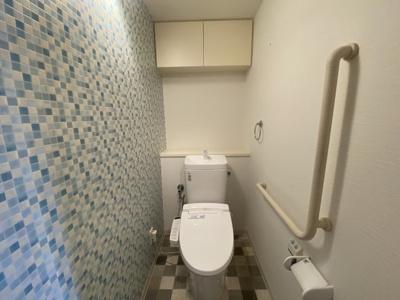 【トイレ】ウェルコートしぎの