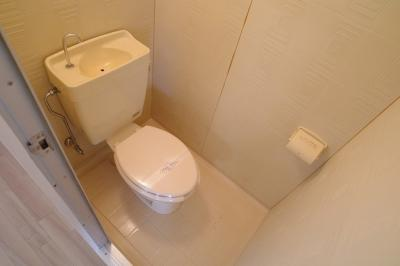 【トイレ】第一高山ハイツ