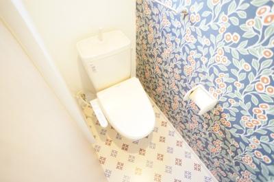 【トイレ】タウンハウス清水