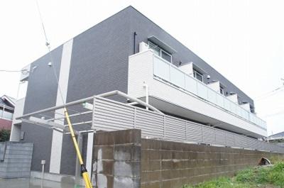 リブリ・グランハイム新検見川の外観イメージ
