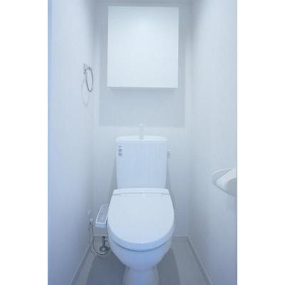 リブリ・グランハイム新検見川のトイレ