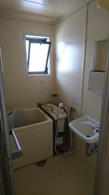 【浴室】エンジェルハウス