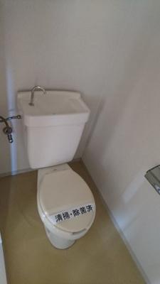 【トイレ】エンジェルハウス