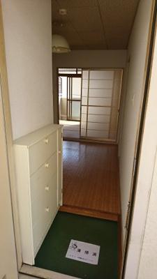【玄関】エンジェルハウス