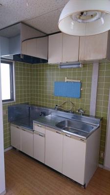 【キッチン】エンジェルハウス