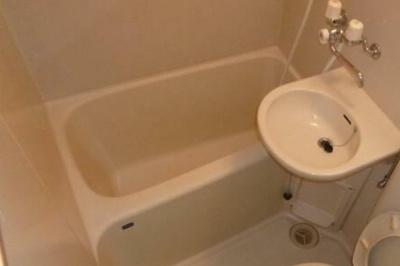 【浴室】トップ平和台