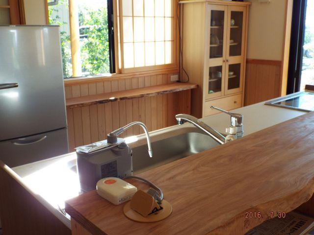 【キッチン】中原町中古一戸建