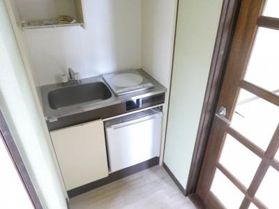 【玄関】コーポミヤB