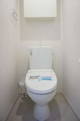 リブリ・レスポワールのトイレ