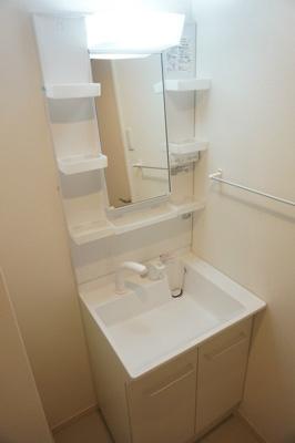 リブリ・レスポワールの洗面台