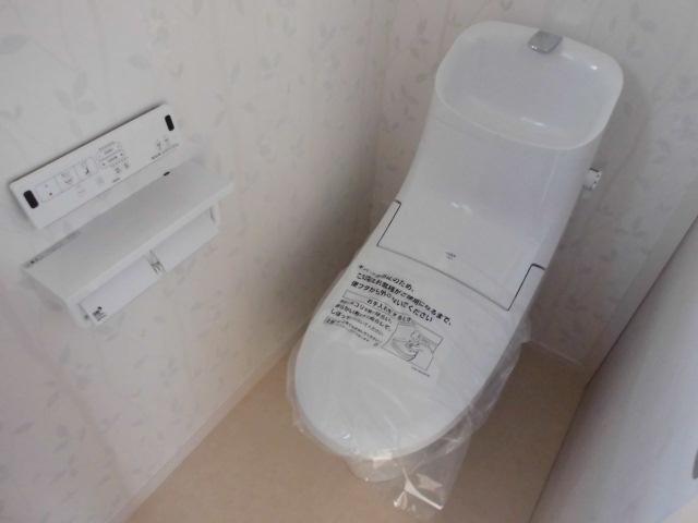 【トイレ】酒門町新築一戸建【リッツタウン酒門J-4号】