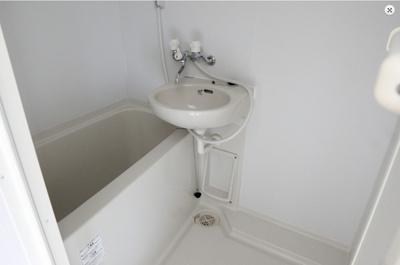 【浴室】ラパンジール阿倍野