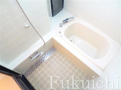 【浴室】プレスティージュ都立大学