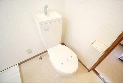 【トイレ】Prunus宮崎台