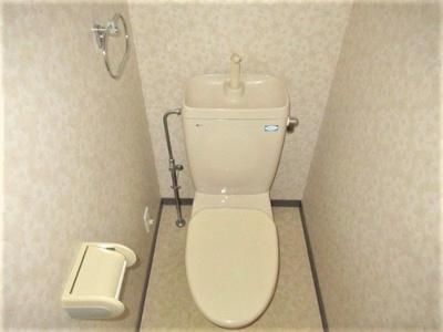 【トイレ】レクセル海老名