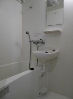 【浴室】ルーブル中目黒弐番館
