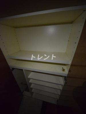 【玄関】グランドガーラ南麻布