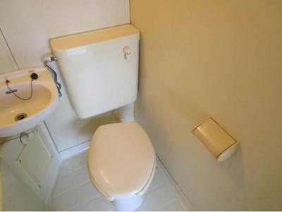 【トイレ】エステートピア和光6