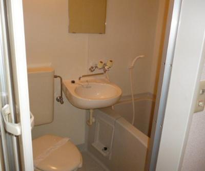 【浴室】カーサマグノリア