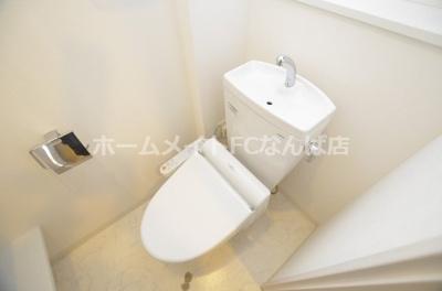 【トイレ】アモーレ本町ウエスト