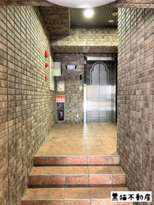 エレベーター付マンション
