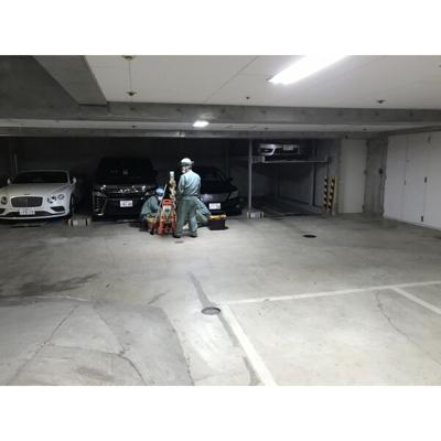 【駐車場】桜ヒルズ