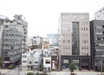 【展望】コンフォール秋葉原