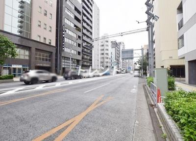 【外観】コンフォール秋葉原