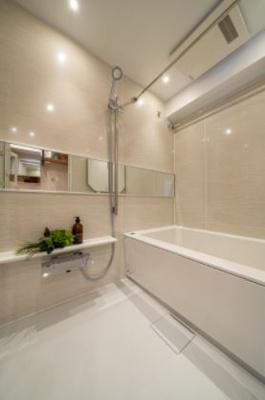 【浴室】シャトレー幡ヶ谷